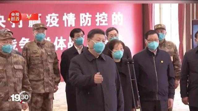 Le monde d'après la pandémie: les régimes autoritaires vont-ils profiter de la crise pour imposer leur modèle de gouvernance ? [RTS]