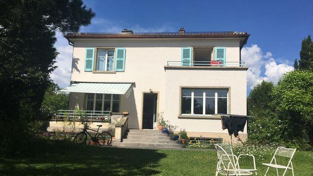 La maison individuelle, un rêve pour de nombreux Suisses. [RTS]