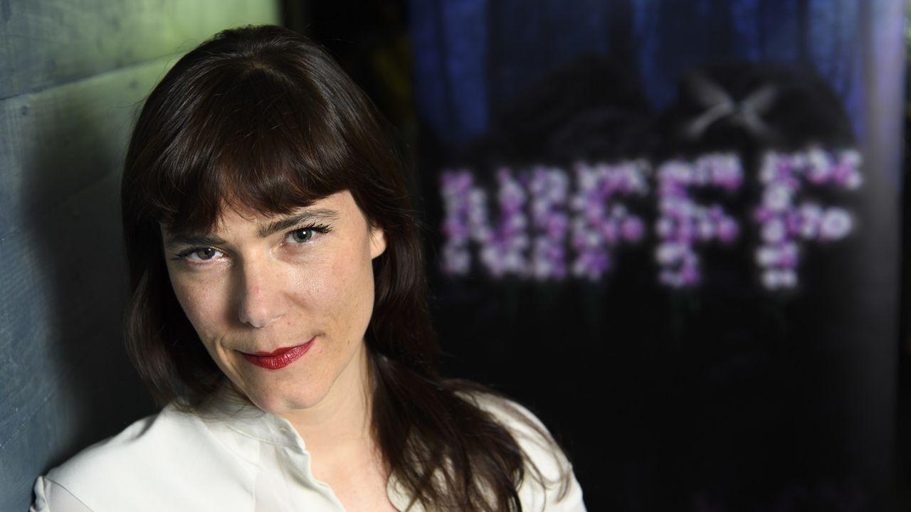 Anaïs Emery, directrice du NIFFF jusqu'à la fin 2020. [Laurent Gillieron - Keystone]