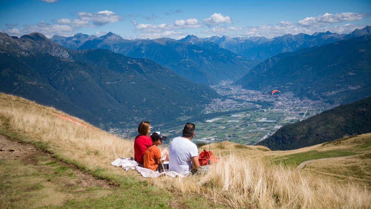 Les mois suivants risquent d'être encore difficiles pour le secteur touristique. [Samuel Golay - Keystone]