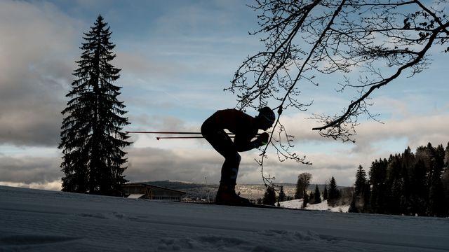 La saison de ski de fond 2020-2021 ne fera pas halte à Prémanon. [Jeff Pachoud - AFP]