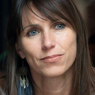 Valérie Cabanes, juriste en droit international, écologiste et essayiste. [Libre de droits]