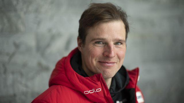 En poste depuis 2018 chez Swiss-Ski, Einaste s'occupait jusqu'ici principalement des sprinters. [Gian Ehrenzeller - Keystone]
