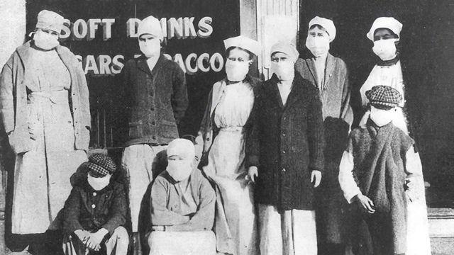 Le port du masque était déjà en vigueur lors de la grippe espagnole de 1918-1919. DarioStudios Depositphotos [DarioStudios - Depositphotos]
