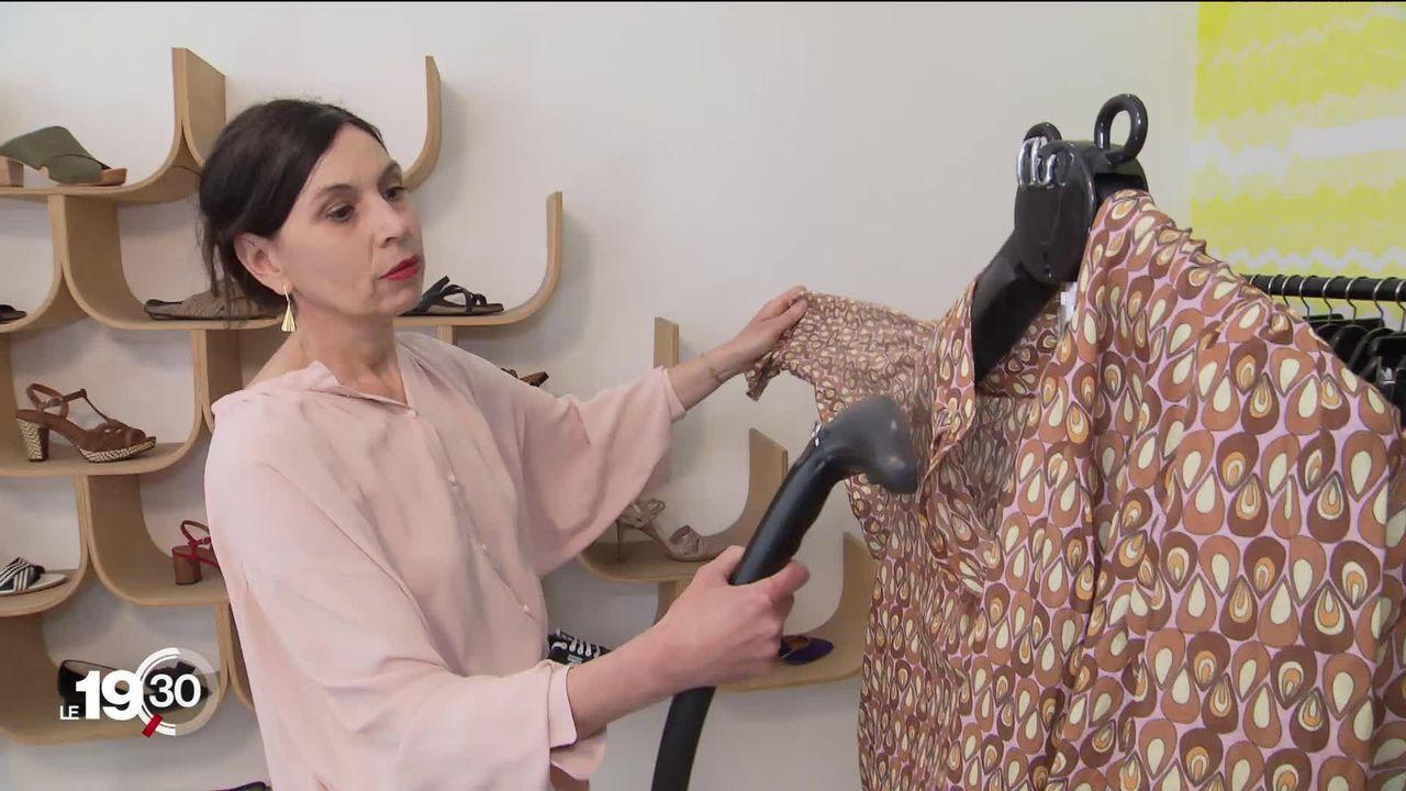 L'essayage dans les boutiques de vêtements s'annonce problématique. Les consignes officielles sont très contraignantes [RTS]