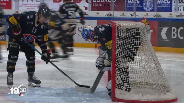 Le hockey sur glace est le premier championnat de notre pays à changer ses règles de fonctionnement à cause du Coronavirus [RTS]