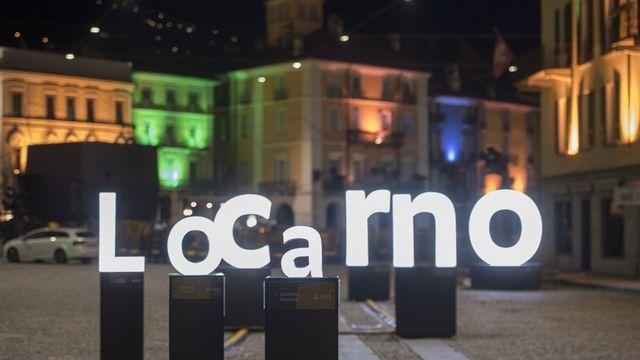 La Piazza Grande de Locarno ne s'illuminera pas cette année, mais le festival vient en aide au cinéma indépendant. [Urs Flueeler - Keystone]