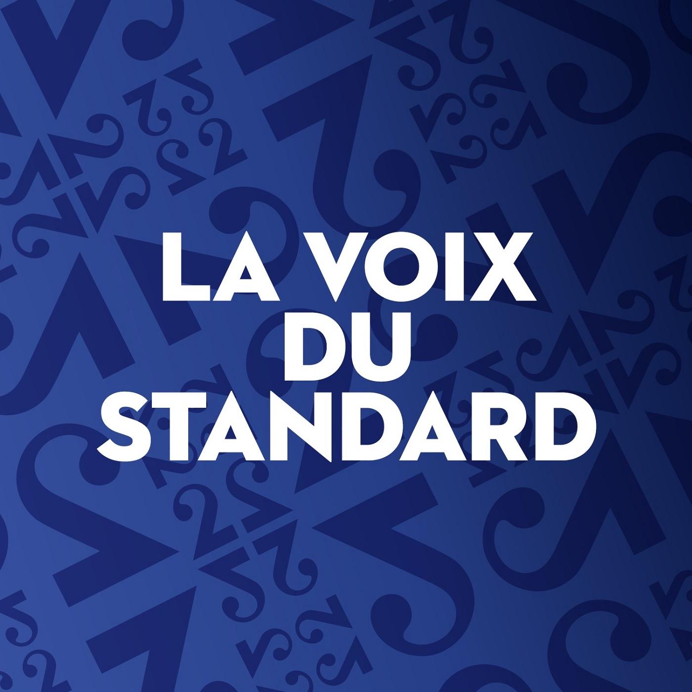 La voix du standard (logo podcast) [RTS]