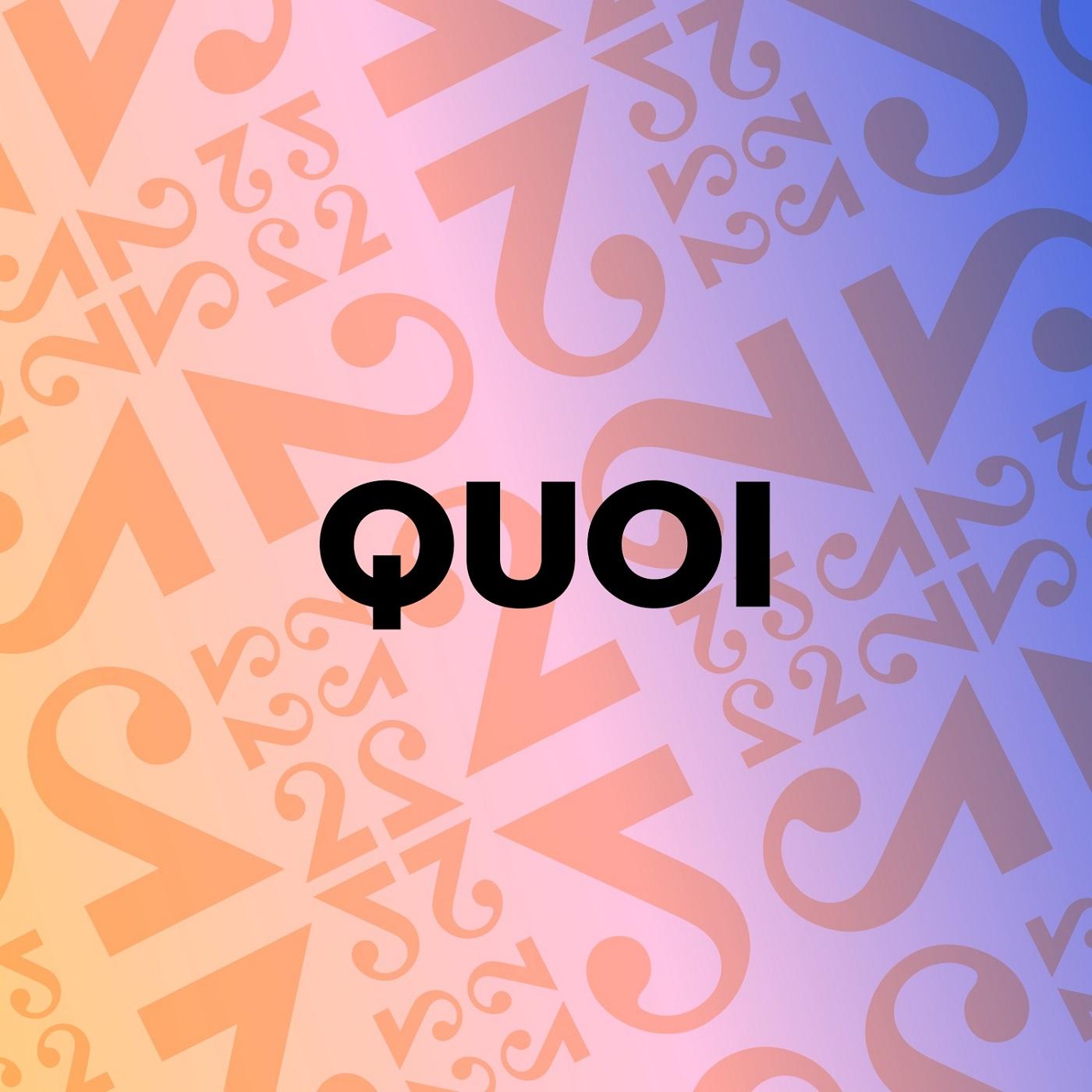 Quoi (logo podcast) [RTS]