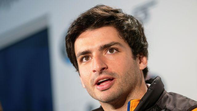 Carlos Sainz Jr a signé un contrat de deux ans avec la Scuderia. [Rodrigo Jimenez  - Keystone]