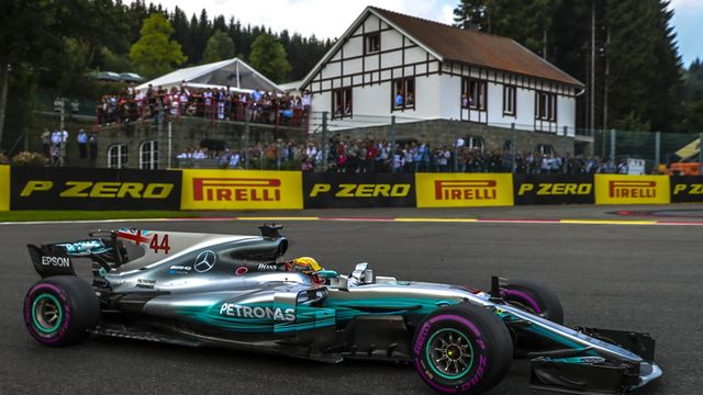 Le circuit de Spa-Francorchamps pourra bien accueillir le GP de Belgique le 30 août. [Srdjan Suki - Keystone]