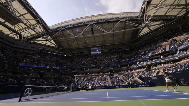 La fédération américaine ne veut pas délocaliser l'US Open. [Frank Franklin II - Keystone]