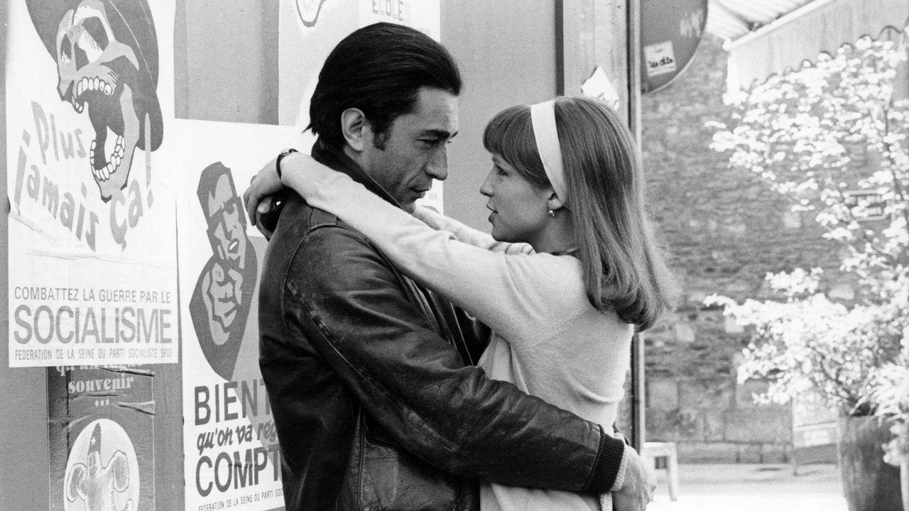 """""""Une chambre en ville"""" un film de Jacques Demy. [Moune Jamet - AFP]"""