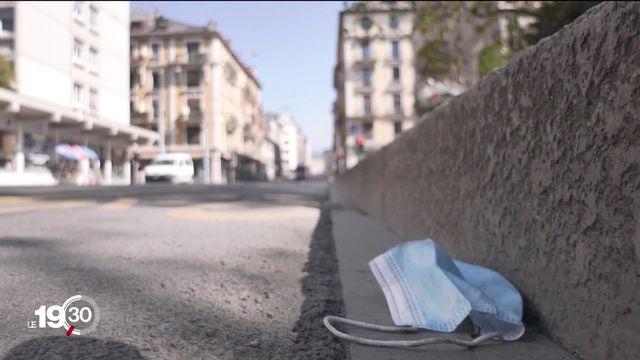 Impact du coronavirus sur le climat: moins de déchets mais regain du plastique pour des raisons hygiéniques. [RTS]