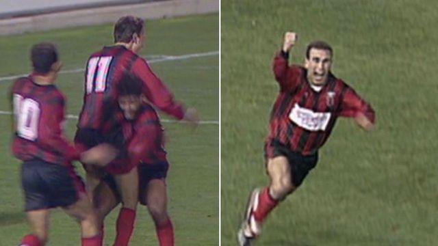Bonvin (11) et Ibrahim Hassan avaient marqué respectivement contre le Celtic et le Real. [RTS]