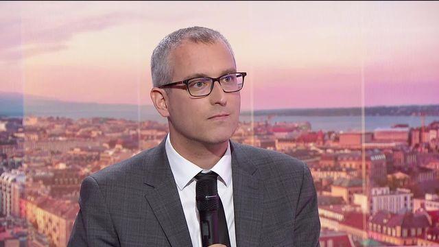 Interview du conseiller national PS Christian Dandrès sur l'aide à l'aviation [RTS]
