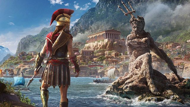 Assassin's Creed Odyssey. [ubisoft]