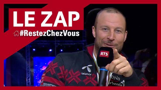 Le Zap RTSsport #RestezChezVous #9