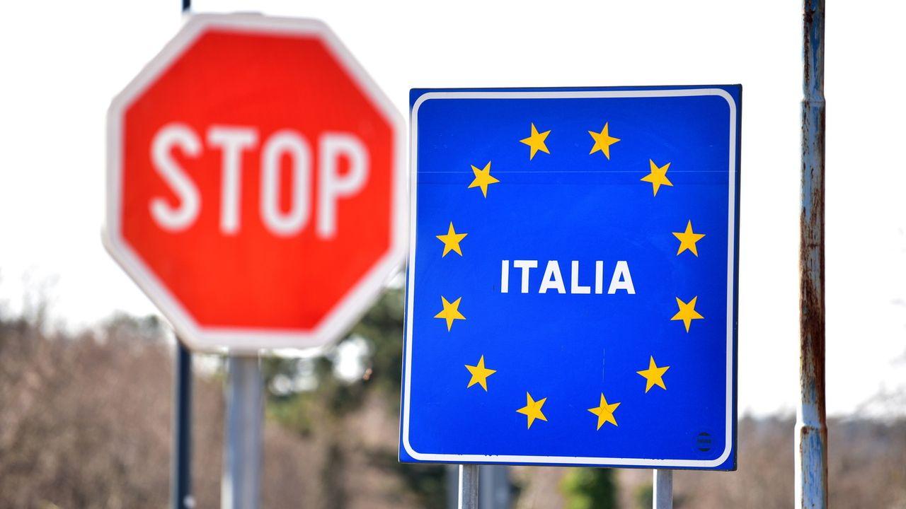 L'annonce surprise de l'ouverture de la frontière italienne le 3 juin sème la confusion. [Igor Kupljenik - Keystone/EPA]