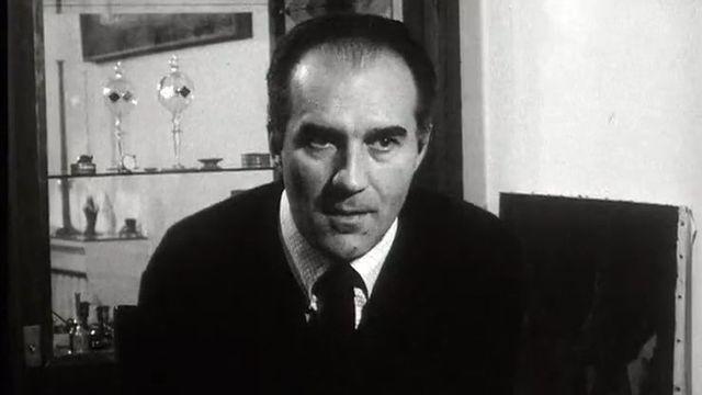 """Pour Cinéma vif, l'acteur parle du tournage du """"Mépris""""."""