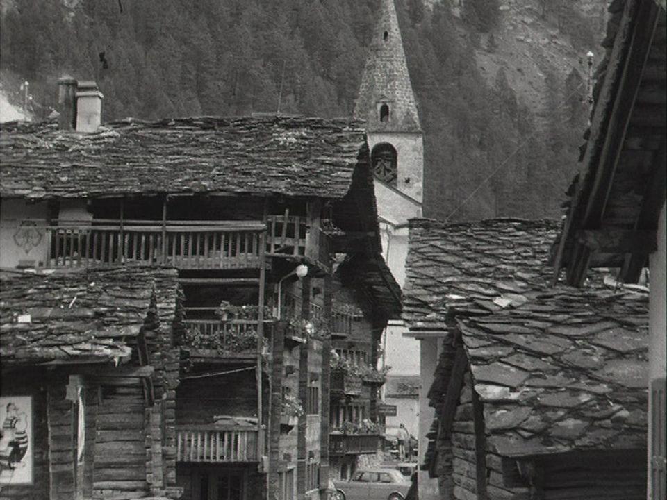 Un village haut dans la montagne [RTS]