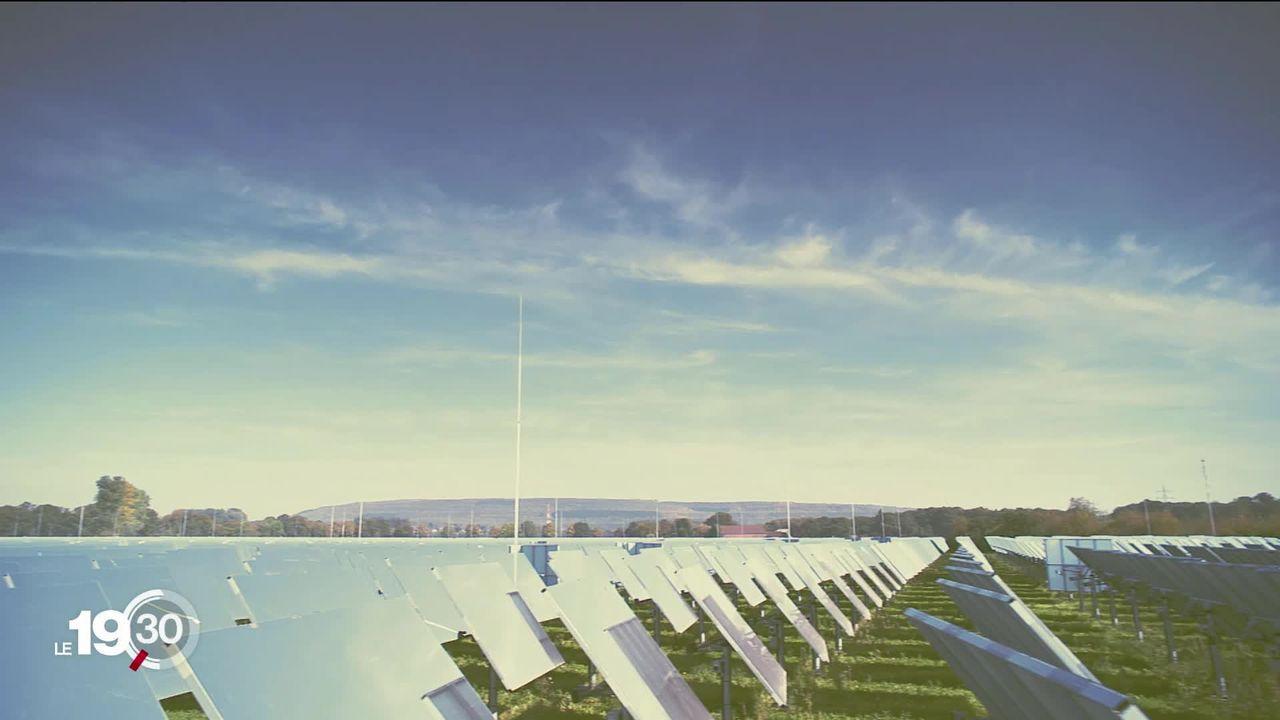 Synhelion et ses technologies de carburants solaires consacrés par le groupe Lufthansa [RTS]