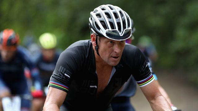 Si Armstrong a commencé à se doper à 21 ans, cela pourrait jeter une ombre sur son titre mondial en 1993 à Oslo. [Ezra Shaw - AFP]