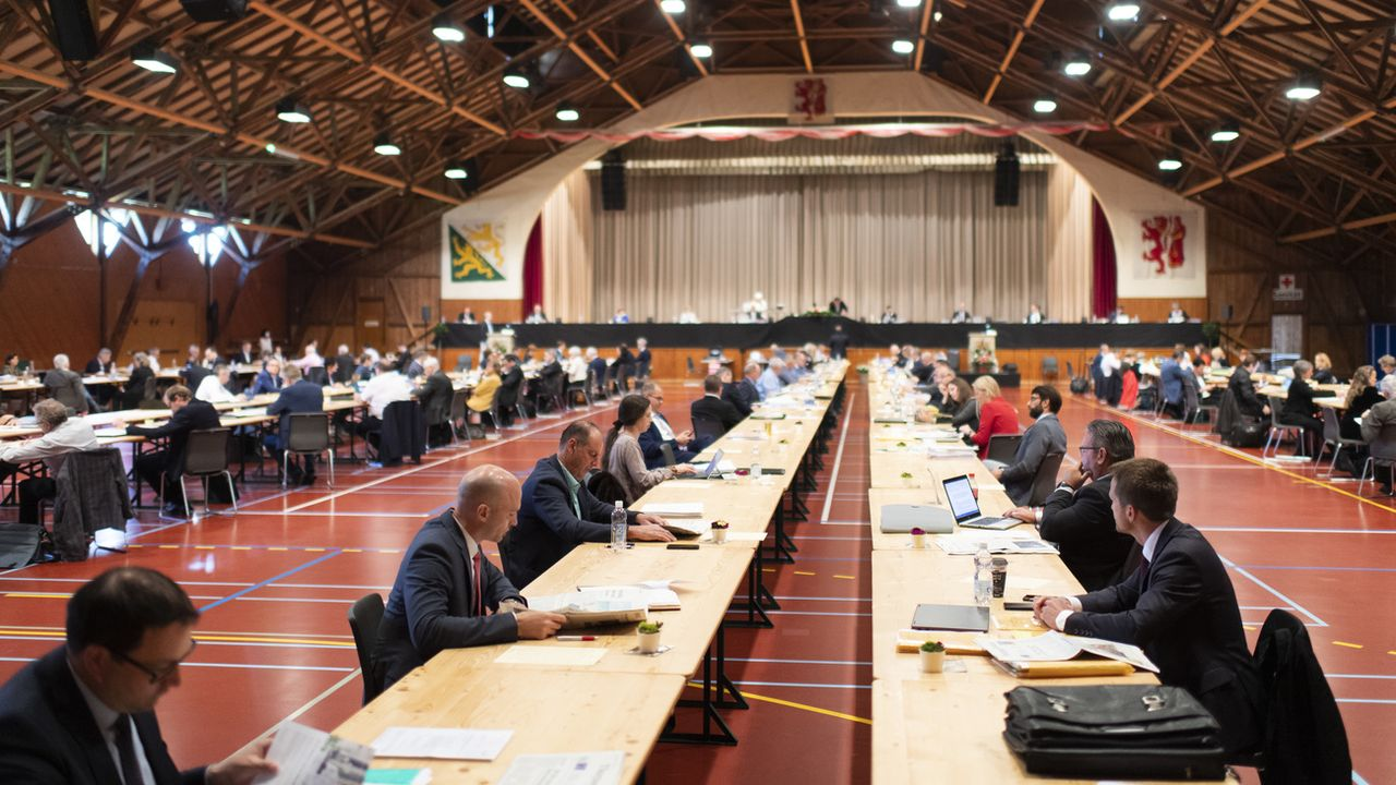 L'impact de la manipulation présumée sur la répartition des sièges au Grand Conseil Thurgovien concerne un seul mandat. [Gian Ehrenzeller - Keystone]