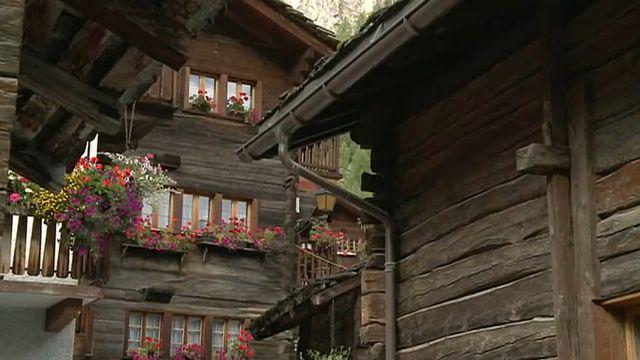 Le plus beau village de Suisse [RTS]