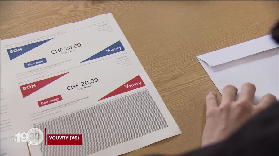 Des bons d'achat pour relancer la consommation en Suisse