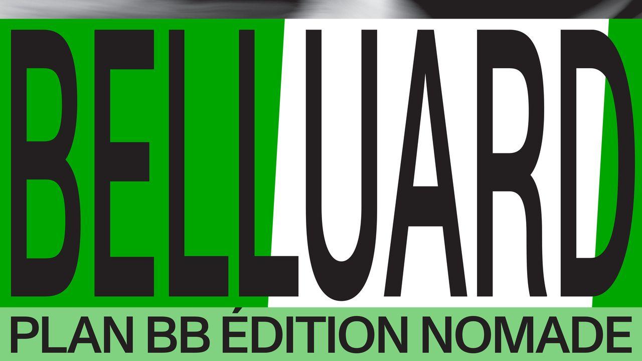 Affiche du festival Belluard 2020. [belluard.ch/fr/press]