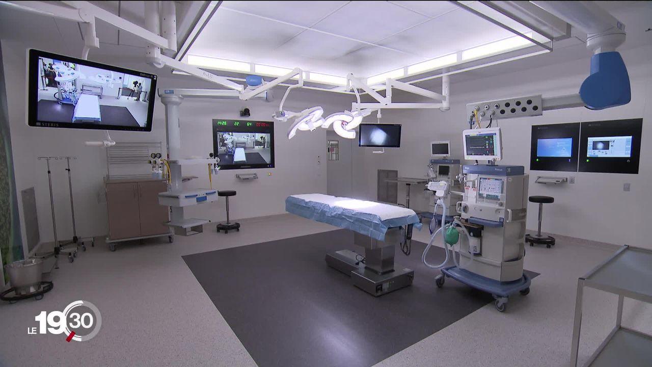 Les déboires de l'hôpital Riviera-Chablais. Enquête qui démontre l'ampleur de la crise de confiance à l'interne [RTS]