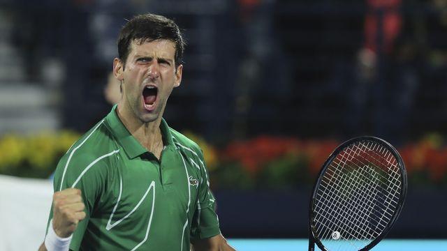 Novak Djokovic va organiser afin de lever des fonds en faveur de diverses associations caritatives. [Kamran Jebreili - Keystone]