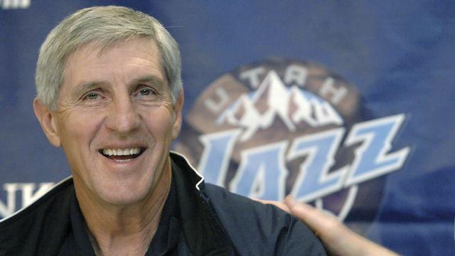 Jerry Sloan a été l'entraîneur de Utah durant 23 ans. [Fred Hayes - Keystone]