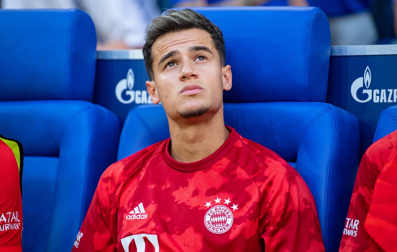 Le Bayern Munich n'a pas utilisé l'option d'achat pour Coutinho — Bundesliga