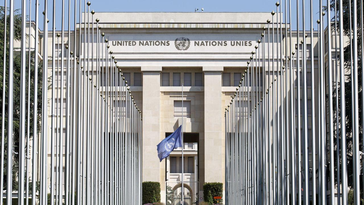 L'ONU se lance dans la lutte contre la désinformation sur le coronavirus [Salvatore Di Nolfi - Keystone]