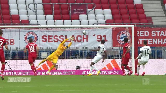 Les résultats du Bayern et de Dortmund en Bundesliga [RTS]
