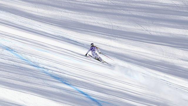 Les Mondiaux pourraient être reportés d'une année dans les superbes conditions de Cortina d'Ampezzo. [Marco Trovati - AP]