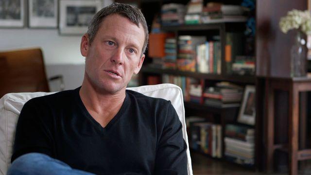 Lance Armstrong a remporté 7 Tours de France de suite avant d'être dépossédé de ses titres. [Maryse Alberti - Keystone]