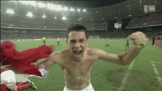 Au Coeur du Sport: retour sur le titre mondial des M17 (promo) [RTS]
