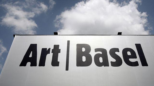 Art Basel, la foire est repoussée de juin à septembre en raison du coronavirus.  [Fabrice Coffrini - AFP]