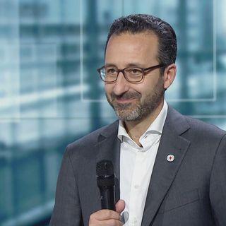 """Robert Mardini: """"Le CICR sait gérer les crises mais celle-ci est différente"""" [RTS]"""