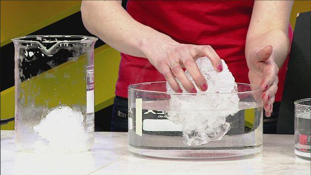 La fonte des glaces (dès 8 ans) [RTS]