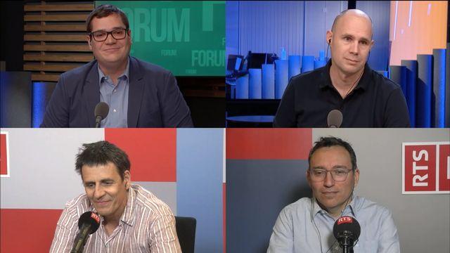 Le débat - L'espace, nouveau Far West? [RTS]