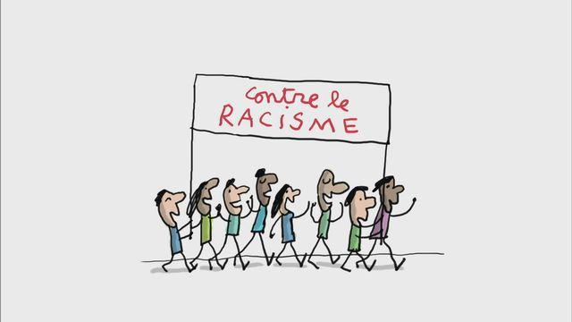 C'est quoi le racisme ? (dès 8 ans) [RTS]