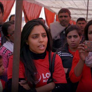 Vithika Yadav défend les droits des femmes en Inde. [Mons Veneris films]