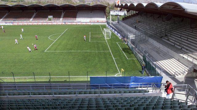 La reprise du football suisse est prévu pour le 19 juin. [Laurent Gillieron - Keystone]