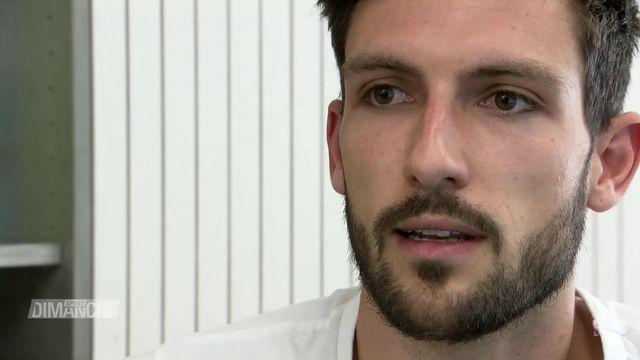 Athlétisme: Loïc Gasch [RTS]