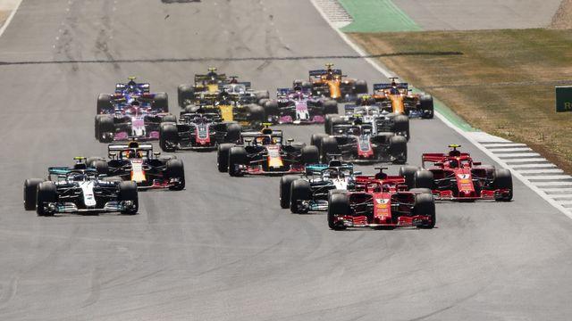 Le circuit de Silverstone devrait accueillir 2 courses en août. [Valdrin Xhemaj - Keystone]