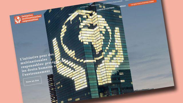 Quelle responsabilité pour les multinationales à l'étranger? [DR]